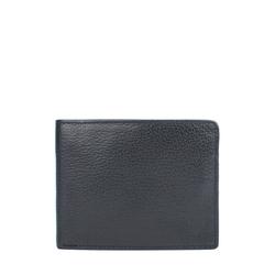 L104 Men's wallet,  black