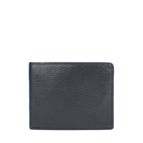 L104 Men s wallet,  black