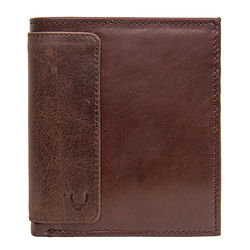 253-L015 (Rf) Men's wallet,  brown