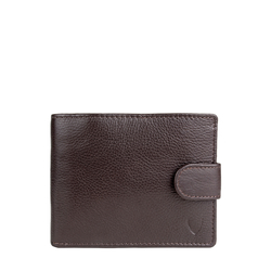 038 (Rfid) Men's Wallet Regular,  brown