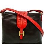 Sb Silvia 03 Ge Women s Handbag, Thick Lamb Snake,  brown