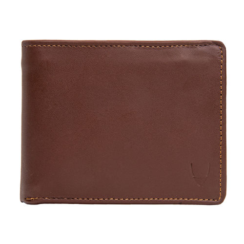 L109 Men s wallet,  brown, ranch