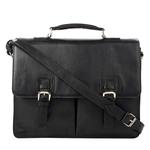 Gareth Hd 827 Briefcase,  black, regular