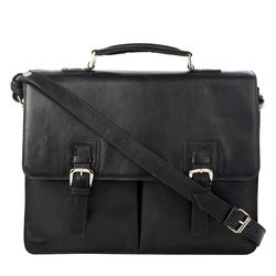 Gareth Hd 827 Briefcase,  black, regular