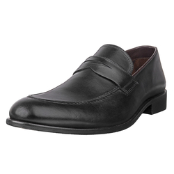 Edward Men's Shoes, Escada, 10,  black