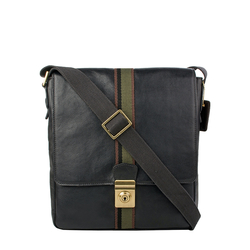 Marley 02 Men's Cross Body, Regular,  black