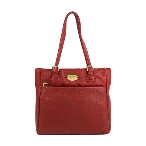 Lucia 01 Women s Handbag, Andora,  red