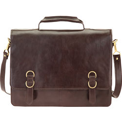 Neil Briefcase, regular,  brown