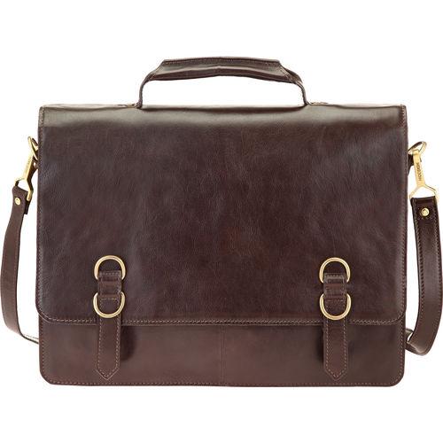 Neil Briefcase,  brown, regular