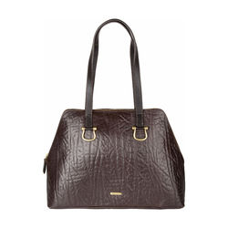 Cera 02 Handbag,  brown