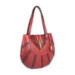 Swala 01 Women s Handbag, Kalahari Mel Ranch,  red