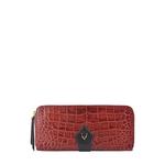 Scorpio W2 Sb (Rf) Women s Wallet Croco,  red