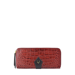 Scorpio W2 Sb (Rf) Women's Wallet Croco,  red