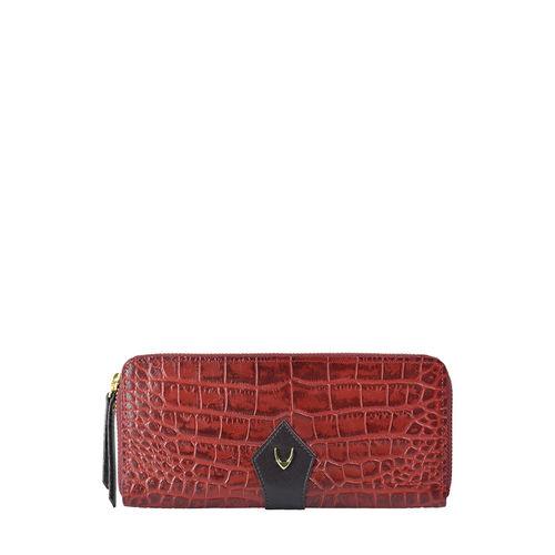 Scorpio W2 Sb (Rf) Women s Wallet Croco,  marsala
