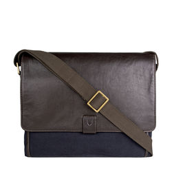 Aiden 01 Messenger Bag,  brown