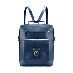 RUSSELL 02 BACKPACK DENVER,  midnight blue