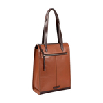 EDGE 02 WOMEN S SHOULDER BAG SOHO,  brown