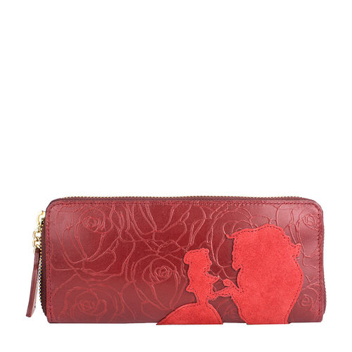 Rose W2 Women s Wallet,  brown