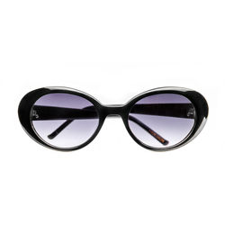 Petra Women's sunglasses,  black