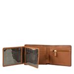 L105 N (Rfid) Men s Wallet Regular,  tan