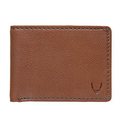 269-017A Men's wallet, cabo,  tan brown