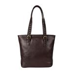 Myrtle 03 E. I Women s Handbag, E. I. Sheep Veg,  brown