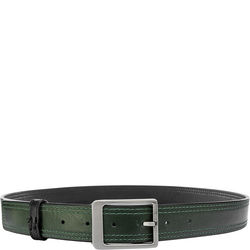Xavier Men's belt, 34 36,  black