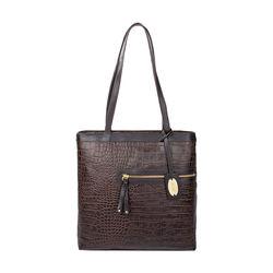 Tokyo 01 Sb Women's Handbag, Croco Melbourne Ranch,  brown