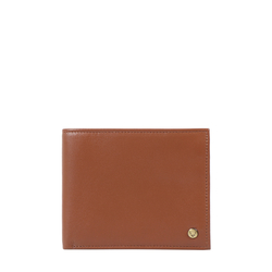 017Sc (Rfid) Men's Wallet Melbourne Ranch,  tan