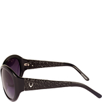 Mauritius Sunglasses, UV Polarized,  black gun