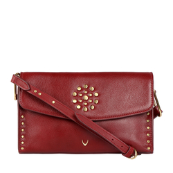 WITCH 02 SLING BAG IDAHO SPLIT 40,  marsala