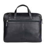 Travolta 02 Men s Laptop Bag, New Siberia Regular Split,  black