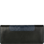Sb Olivia W1 Women s Wallet, Cement Pebble Snake Lamb,  brown, pebble