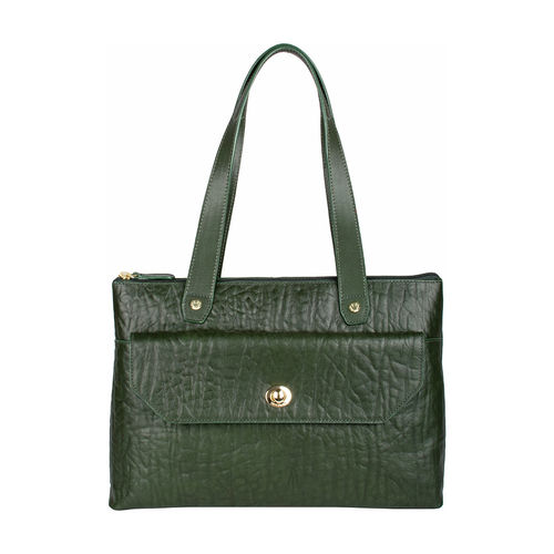Paloma 01 Women s Handbag, Elephant Melbourne Ranch,  green
