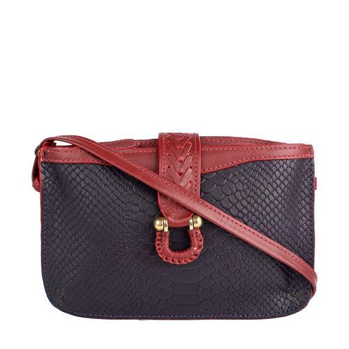 Ee Frieda W3 Women s Wallet, Snake,  aubergine