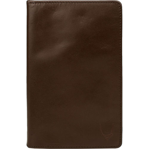 277 F031Sb Passport wallet,  black, lamb