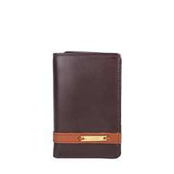 259-Tf (Rf) Men's wallet,  brown
