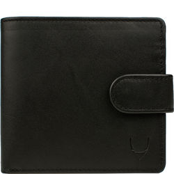 277 2020Sb Men's wallet,  black, melbourne ranch