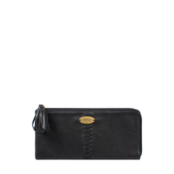 Rhubarb W2 (Rf) Women's Wallet EI Sheep,  black