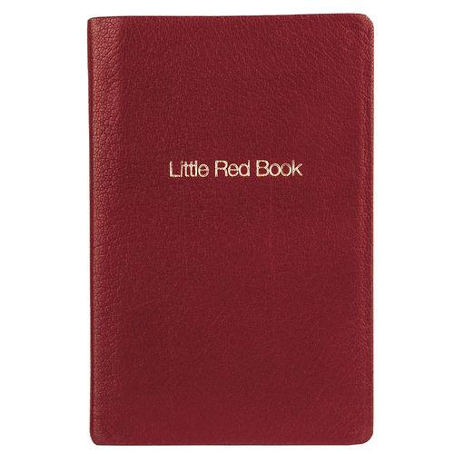 LITTLE RED BOOK, maori,  fuschia