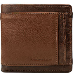 266-017 Men's wallet,  brown