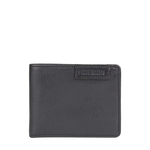 URANUS W2 SB (Rf) Men s wallet,  black
