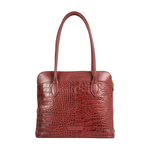 Sb Fabiola 02 Women s Handbag Croco,  marsala