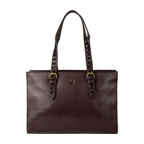 Myrtle 02 E. I Women s Handbag, E. I. Sheep Veg,  brown