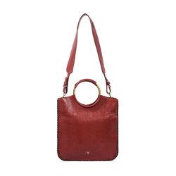 Mimosa 01 Women's Handbag EI Goat,  marsala