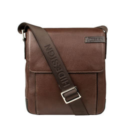 Travolta 03 Messenger bag, siberia,  brown