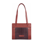 Libra 01 Sb Women s Handbag Melbourne Ranch,  marsala