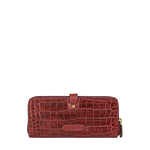 Hongkong W2 Sb (Rfid) Women s Wallet Croco,  red