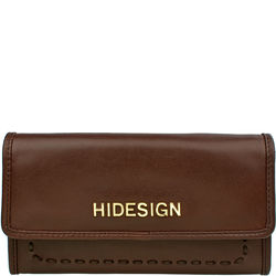 Ascot W2 (Rfid) Women's Wallet, Soho,  brown