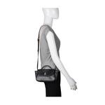 Vitello 03 Women s Handbag, Ranch Mel Ranch,  black